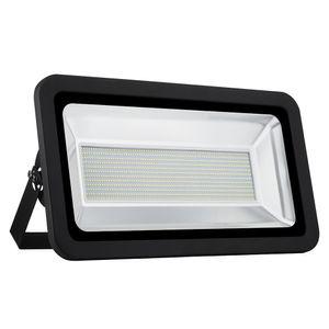 500W LED Strahler 40000LM Außenleuchte LED Fluter Außenstrahler Flutlicht IP65 Flutlichtstrahler Scheinwerfer Warmweiß Licht für Garten, Garage, Sportplatz, Hotel, 1 Stück