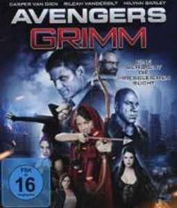 Van Dien,Casper/Vanderbilt,Rileah-Avengers Grimm