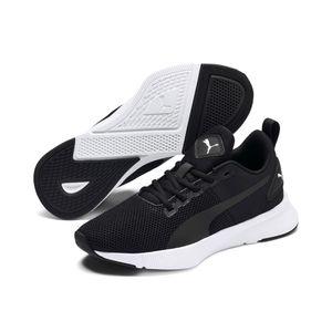 Puma Uni Damen Kinder Flyer Runner Jr Sneakers Turnschuhe, Größe:UK 5 - EUR 38 - 24 cm