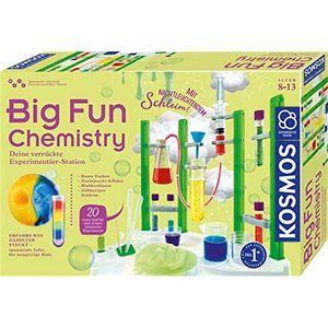 Kosmos 642532 - Big Fun Chemistry