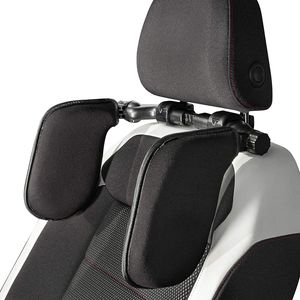 ONVAYA® Auto Kopfstütze | Nackenstütze für Kinder und Erwachsene | Nackenkissen fürs Auto | seitliches Kopfstützkissen für den Autositz | Kopfstütze aufsteckbar | sicher & komfortabel