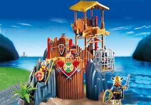 Playmobil 4433 Wikingerbastion | History