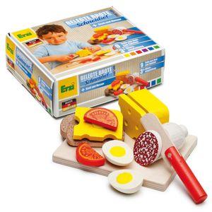 Erzi 28205, Küche und Essen, Spielset, 3 Jahr(e), Junge/Mädchen, Kinder, Mehrfarbig