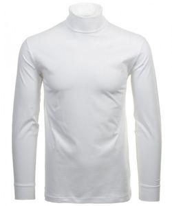 Größe XL Ragman Herren Shirt Rollkragen weiß Modell 40170