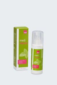 Medi Fresh - Kühlendes und erfrischendes Spray mit Menthol Spray: 100 ml