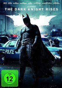 The Dark Knight Rises [DVD]