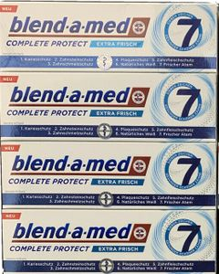 blend a med complete protect 7 extra frisch 4 x 75ml