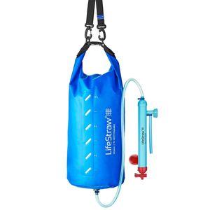 LifeStraw Mission, kompakter Wasserreiniger mit hohem Volumen, versch Varianten Größe: 12 Liter