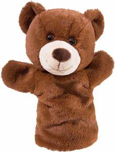 Heunec Friends4ever Handspielpuppe Bär 393875 - Handpuppe Bär 25cm