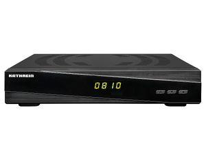 Kathrein UFS 810 HD-Sat-Receiver DVB-S2 schwarz