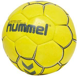 Hummel HML PREMIER GRIP HB Handball Größe 1 gelb-weiß Kinder