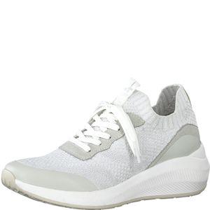 Tamaris Damen Sneaker 1-23758-25-230 silver / grey, Damen Größen:38, Farben:silber