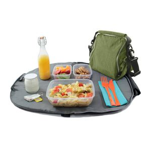 Eat'n'Out Lunchbag Grün - wiederverwendbare Brotta