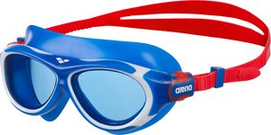 arena Oblo Goggles Kinder blue-blue