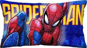 Marvel kissen Spider-ManJungen 70 x 35 cm Polyester blau/rot