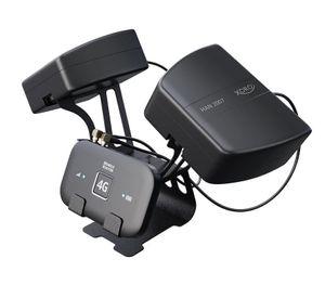 XORO HAN 2007 LTE Antenne  MiMo 4G Verstärker 11 dBi mit TS9/CRC9 Anschluss für mobile Router und Surfstick: TS9