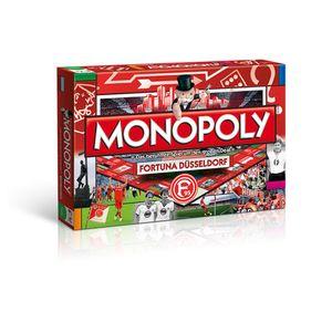 Monopoly Fortuna Düsseldorf Fußball Spiel Brettspiel Gesellschaftsspiel