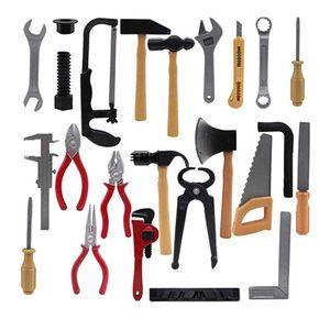 28 Pcs Reparatur Werkzeuge Set Baby Kinder Jungen Spielzeug Handwerker T?uschen Spiel-Set