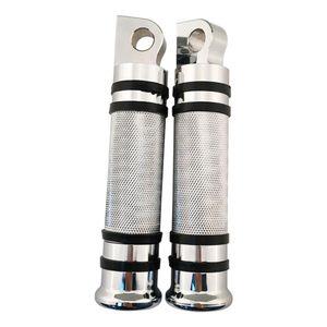 1 Paar Fußpedal 130x30x30mm Silber Andere Fußrasten Fußrastenfußrastenpedale