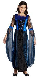 Midnight Princess-Kleid, Größe:140