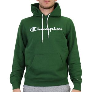 Champion Hoodie Sweatshirt Herren Grün (214743 GS561) Größe: L