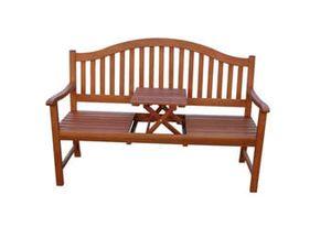GARDEN PLEASURE Bank PHUKET 3-Sitzer Eukalyptus