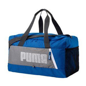 Puma Fundamentals Sports Bag Sporttasche, Größe:M, Farbe:Blau