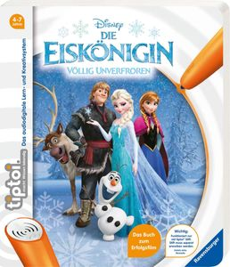 Ravensburger tiptoi® Buch Disney Frozen 1 Die Eiskoenigin