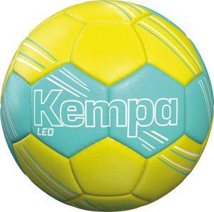 Kempa Leo Handball, Color:türkis/fluo gelb, Groesse:0