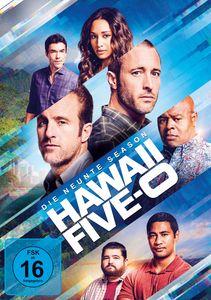 Hawaii Five-0 - Season 9 (6 Discs)