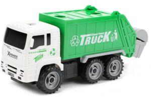 Toi Toys Cars&Trucks Vuilniswagen + Accessoires - 9,8 x 33,4 x 27 cm