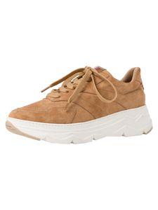 s.Oliver Damen Sneaker beige 5-5-23656-24 Größe: 41 EU