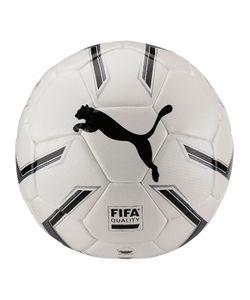 PUMA ELITE 2.2 FUSION size 4 Fifa Match Ball Weiss-Schwarz-Silber, Größe:4