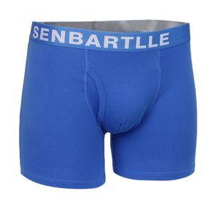 1 Stück Herren Boxer Briefs Farbe Blau XL