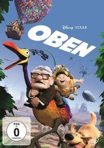 Oben (DVD) Min: 93DD5.1WS - Disney BGA0157004 - (DVD Video / Sonstige / unsortie