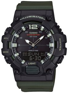 Casio Armbanduhr HDC-700-3AVEF Analog Digitaluhr