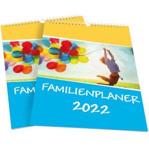 Familienplaner 2022 Familienkalender mit 6 Spalten super beschreibbares Papier