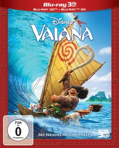 Disney VAIANA [Blu-ray 3D+2D]