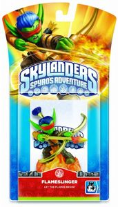 Skylanders Flameslinger (W5.5) Single Charakter