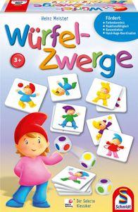 Schmidt 40596 Würfelzwerge Kinderspiel für Kinder ab 3 Jahren