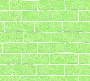 A.S. Création Vliestapete Best of Wood`n Stone 2nd Edition Tapete grün weiß 10,05 m x 0,53 m 359813 35981-3
