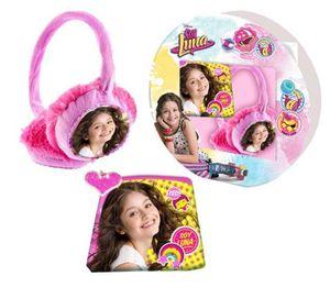 Soy Luna 2 tlg. Set Geldbörse + Ohrenschützer Geldbeutel Ohrenwärmer Ohrschützer