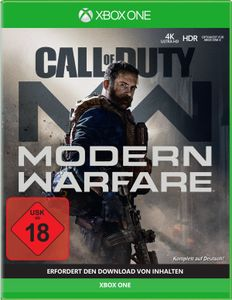 Call of Duty 16 - Modern Warfare - Konsole XBox One