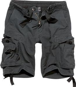 Brandit - Vintage Shorts 9137-2 Black Größe 7XL