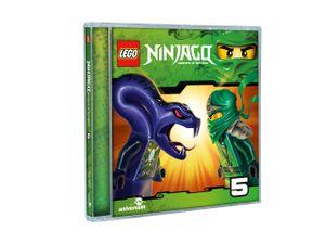 Lego: Ninjago - Das Jahr der Schlangen (CD 5)