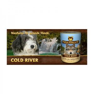 Wolfsblut Dose Cold River 395 g