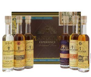 Plantation Rum Experience-Box 6 x 0,1l