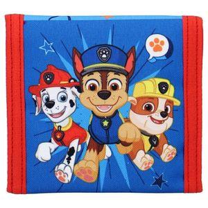Nickelodeon brieftasche Paw Patrol Jungen 10 Polyester blau