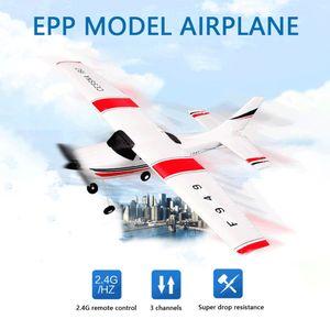 Wltoys F949 2.4G 3Ch Rc Flugzeug Starrflš¹gel Outdoor Segelflugzeug Drohne Rtf Spielzeug