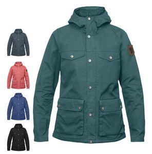 FjällRäven Greenland Jacket W, Size:S, Color:Peach Pink (319)